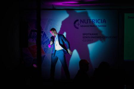 Fotografia dla Firm, Fotograf Eventowy, Kongres, Nutricia Wrocław