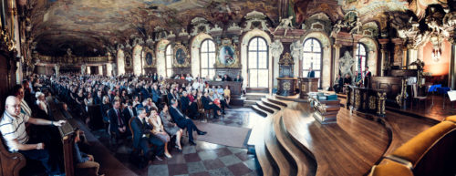 Konferencje, uroczyste ślubowanie adwokatów, Aula Leopoldina Wrocław