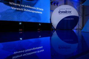 Wydarzenie Firmowe - Otwarcie zakładu produkcyjnego Vorwerk