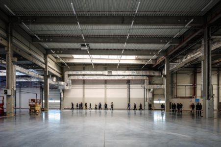 Wydarzenie Firmowe - Otwarcie zakładu produkcyjnego